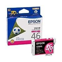 (業務用セット) エプソン(EPSON) インクカートリッジ マゼンタ 型番:ICM46 単位:1個 【×3セット】 ds-1643835