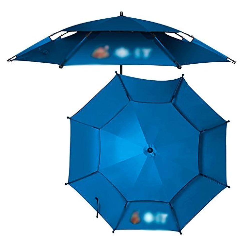 床感嘆符引用屋外アンブレラ|釣り傘|傘|釣り傘| 2.2mアウトドアフィッシング傘|ユニバーサル|レインコート|折り畳み釣り傘|釣り傘|日陰の傘