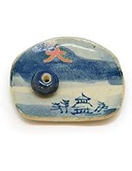 香皿 京の風物詩 夏 左「大」