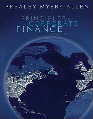 Download Principles of Corporate Finance with S&P bind-in card 0073368695