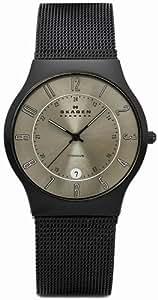 [スカーゲン]SKAGEN 腕時計 basic titanium mens J233XLTMBM 日本限定カラー メンズ [正規輸入品]