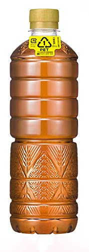 六条麦茶 ラベルレスボトル 660ml×24本 PET