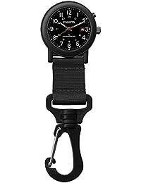 Dakota ダコタ Backpacker Watch バックパッカーウォッチ ブラック 2876-7 [並行輸入品]