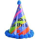 誕生日パーティーケーキ帽子子供大人の赤ちゃんのパーティーの装飾ヘッドウェアアクセサリー -A06