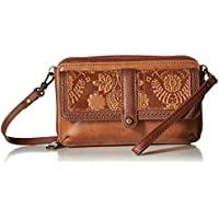 The Sak womens The Sak Sequoia Extra Large Smartphone Crossbody