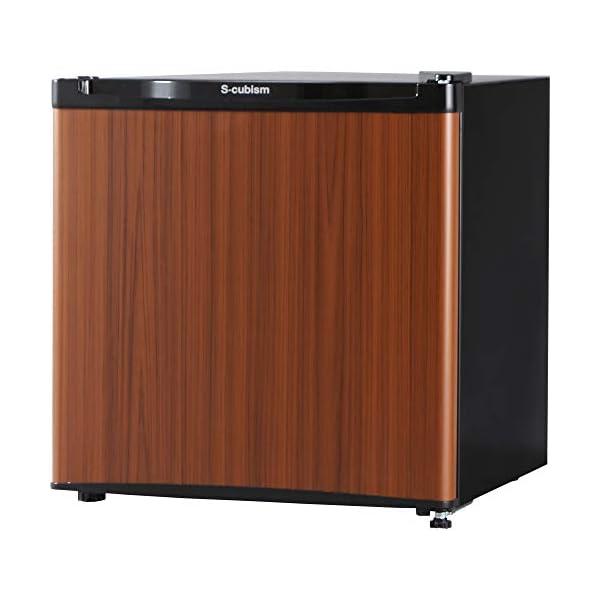 S-cubism 冷凍庫 32L 1ドア 直令式...の商品画像