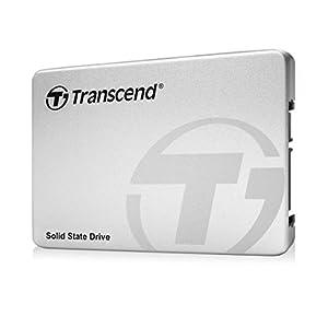 Transcend SSD 240GB 2.5インチ SATA3 6Gb/s TLC採用 3年保証 TS240GSSD220S