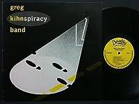 Kihnspiracy (1983) / Vinyl record [Vinyl-LP]
