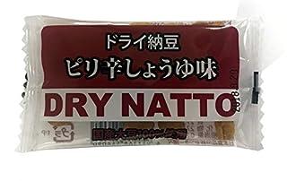 ドライ納豆 (ピリ辛しょうゆ味) ピロー包装 7g×30袋