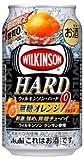 アサヒ ウィルキンソン・ハード 無糖オレンジ 350ml×12本