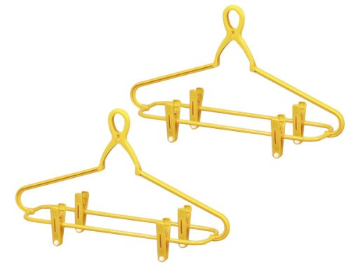 アーネスト NEW 幸福の黄色いハンガー ジーンズ用