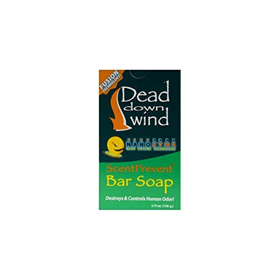 差別的別の文明化Dead Down Wind 1201 Ddw Bar Soap 3.75Oz by Dead Down Wind