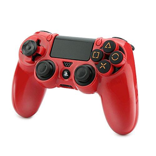 ps4 コントローラー 用  保護カバー スキンシール ケース  PS4 プレイステーション4 対応...