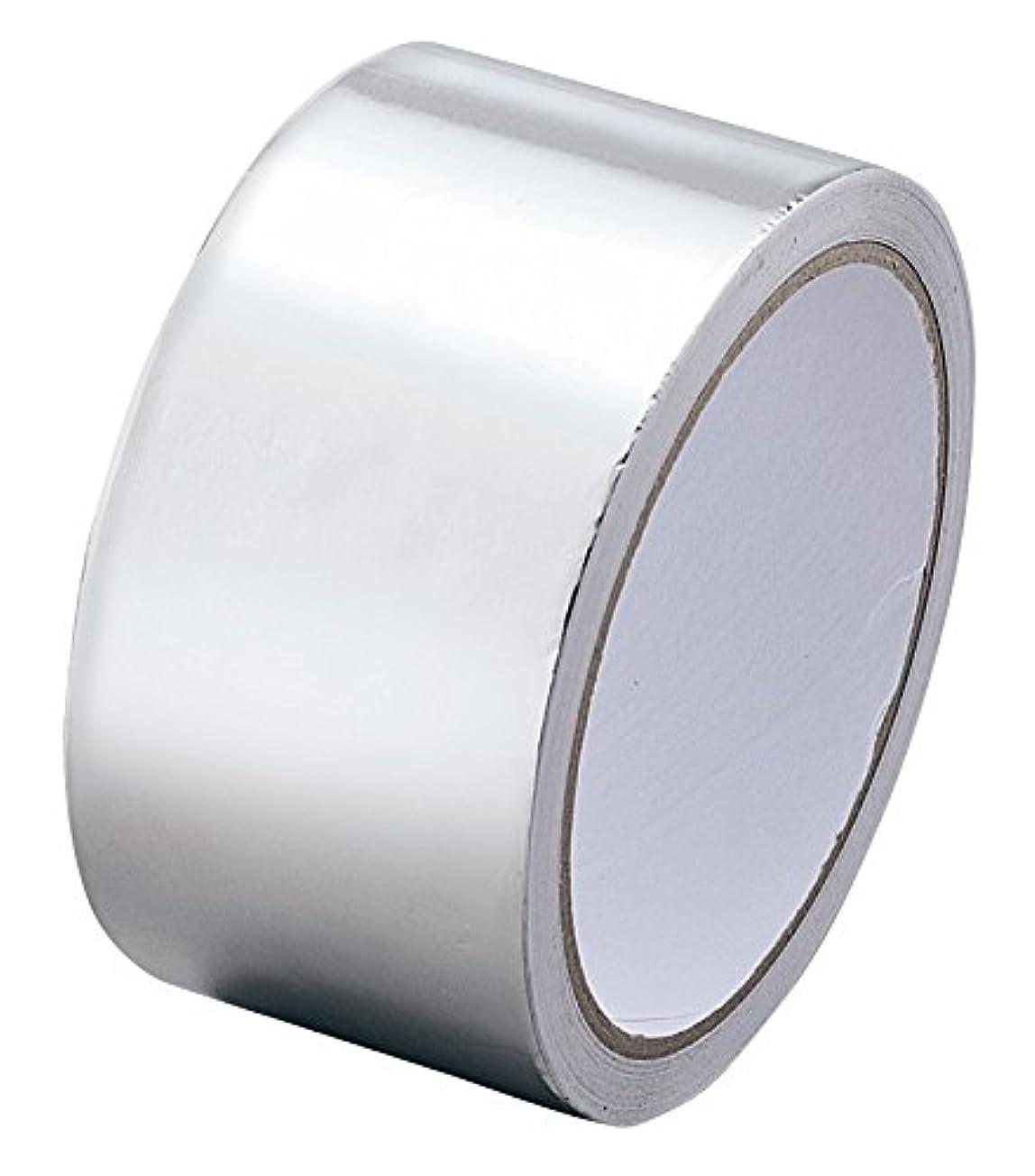 広まった解決反応するアルミテープ