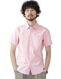 (ナノ・ユニバース) nano・universe One Night Dryシャツ S/S 9999171110722