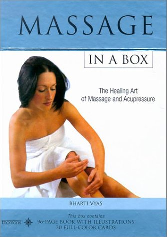 Download Massage in a Box: The Healing Art of Massage and Acupressure 000715366X