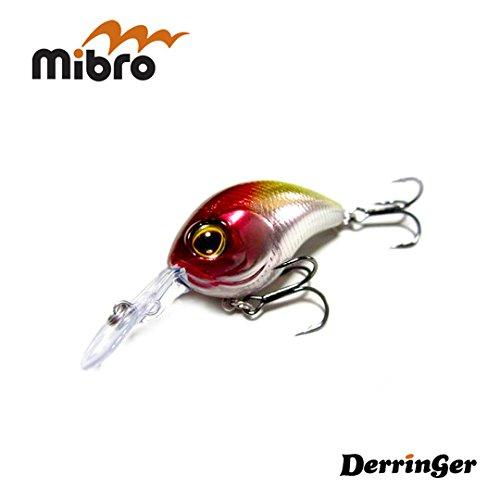 ミブロ デリンジャー mibro Derringer 004クラウン 48mm/7.7g