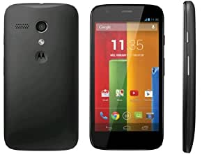 Motorola Moto G (SIMフリー, 8GB, Black)[並行輸入]