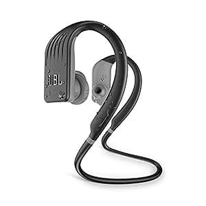 JBL ENDURANCE JUMP Bluetoothイヤホン IPX7防水/タッチコントロール機能/ハンズフリー通話対応 ブラック JBLENDURJUMPBLK 【国内正規品/メーカー1年保証付き】