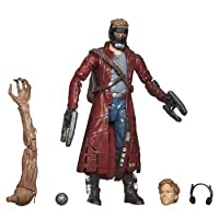 Marvel Guardians of The Galaxy Star-Lord Figure, 6-Inch おもちゃ [並行輸入品]