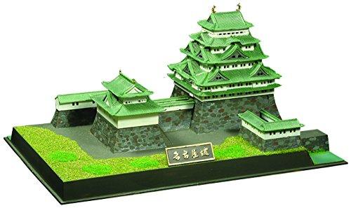 童友社 1/700 日本の名城 JOYJOYコレクション 重要文化財 名古屋城 プラモデル JJ3