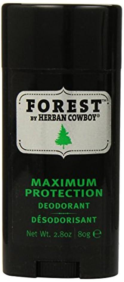 精度セントベックスHerban Cowboy Deodorant Forest, 85 ml [並行輸入品]