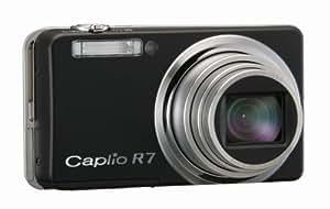 RICOH デジタルカメラ  Caplio (キャプリオ) R7 ブラック 800万画素 光学7.1倍ズーム CAPLIOR7BK