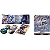 【Amazon.co.jp限定】アベンジャーズ/エンドゲーム 4K UHD MovieNEXプレミアムBOX