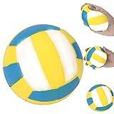 Kohore スクイーズ 低反発 安い 大きい ストレス解消 おもちゃ ストレス解消ボール 人気 かわいい 低反発おもちゃ やわらかい バレーボール 明るい ままごと用 携帯しやすい ストレス発散グッ
