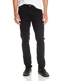 (ヌーディージーンズ)Nudie Jeans リーンディーン LEAN DEAN メンズ デニム 《DRY COLD BLACK》43161-1040
