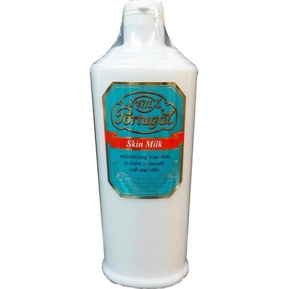 硫黄コンプライアンスパプアニューギニア4711 ポーチュガル スキンミルク 500ml