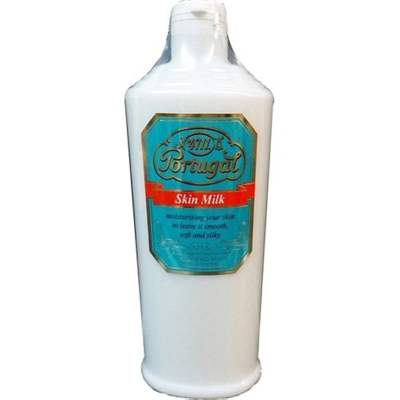 服を洗う激怒関連付ける4711 ポーチュガル スキンミルク 500ml