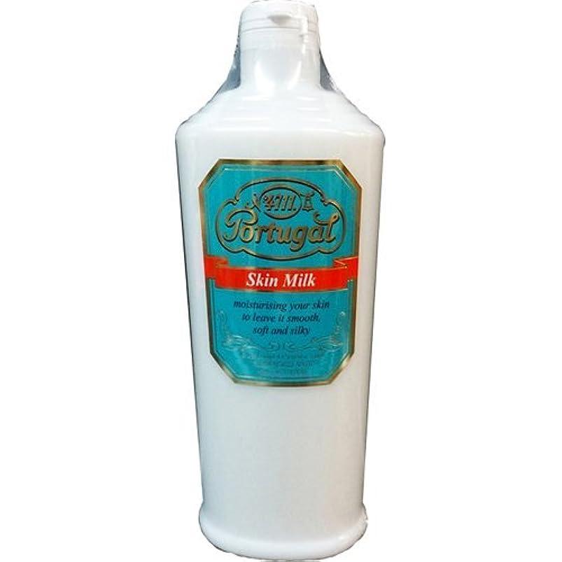 遠足伝染性のストライド4711 ポーチュガル スキンミルク 500ml
