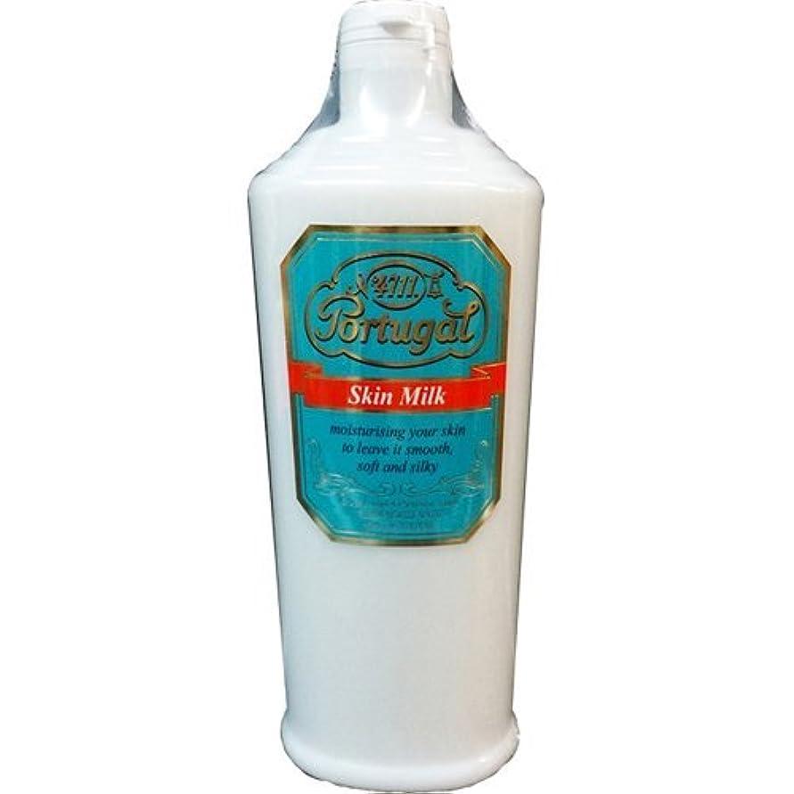 適応する最小化する教4711 ポーチュガル スキンミルク 500ml