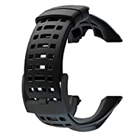 スント(SUUNTO) 交換ストラップ アンビット3 ピーク/アンビット2対応 ブラック [日本正規品 メーカー保証] SS021085000