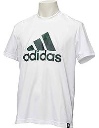 adidas (アディダス) M ESSENTIALS Badge of Sport グラフィック Tシャツ CX3279 ETZ86 1806 メンズ