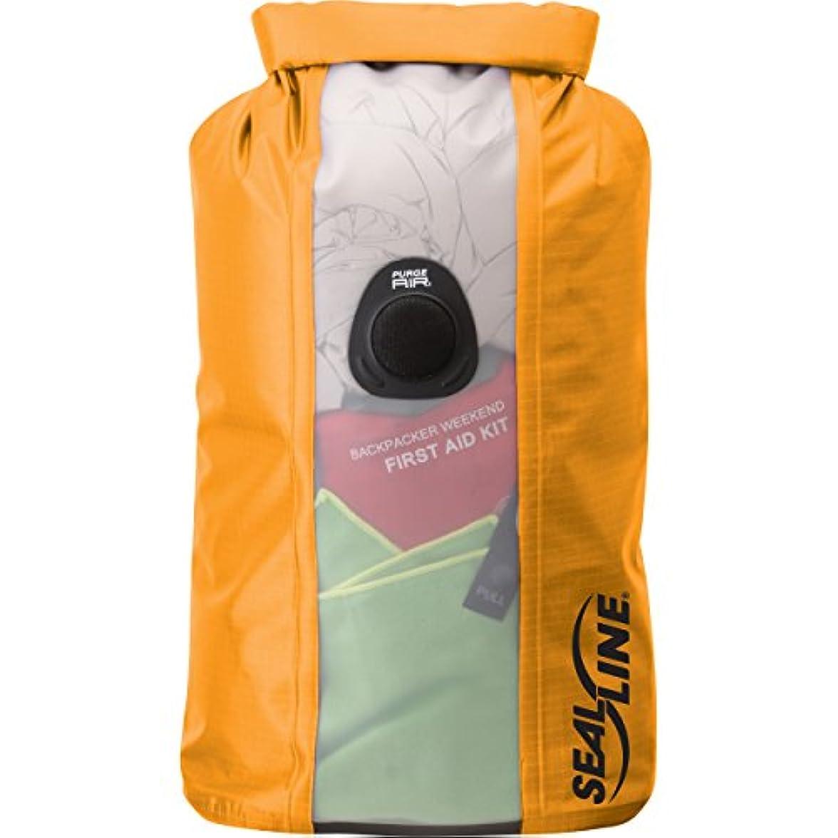最大の大気スキャンダルSealLine(シールライン) アウトドア 防水バッグ バルクヘッドビュードライバッグ 30L オレンジ 32017