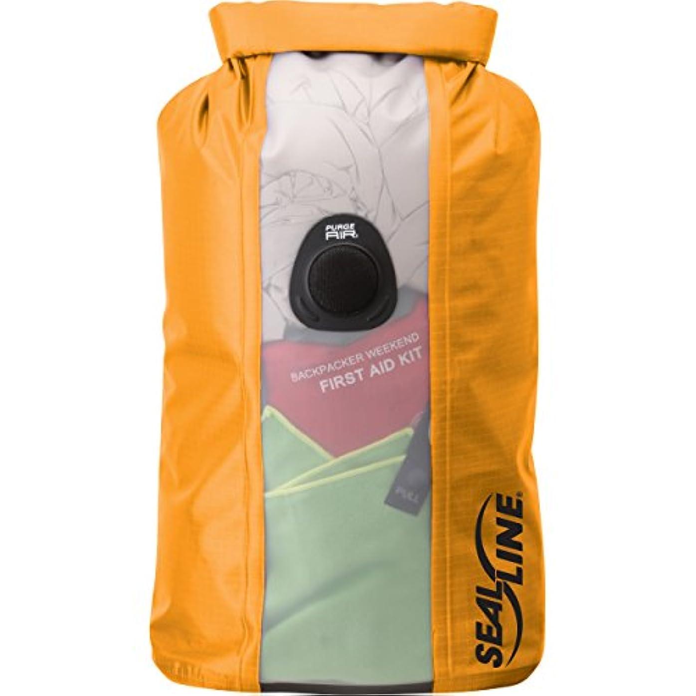 最後のオークションシリングSealLine(シールライン) アウトドア 防水バッグ バルクヘッドビュードライバッグ 30L オレンジ 32017