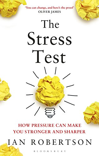 amazon co jp the stress test how pressure can make you stronger