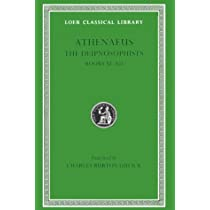 The Deipnosophists, Volume V: Books 11-12 (Loeb 274)