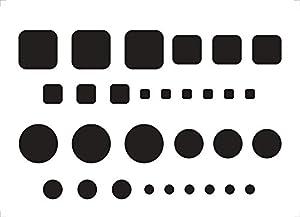 【セキュリティ】覗き見防止シール 【ウィルスや遠隔操作対策】スマホ・タブレット・パソコン