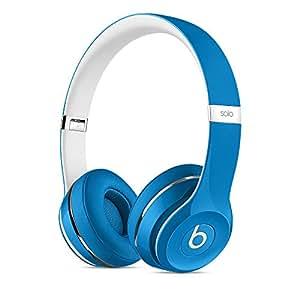【国内正規品】Beats by Dr.Dre Solo2 Luxe Edition 密閉型オンイヤーヘッドホン ブルー ML9F2PA/A