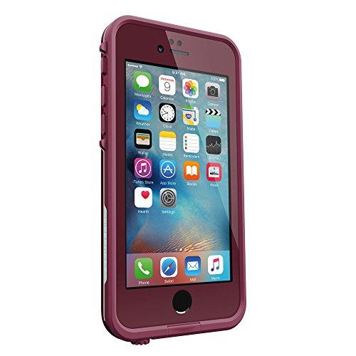 日本正規代理店品・iPhone本体保証付LIFEPROOF 防水 防塵 耐衝撃ケース fre for iPhone 6/6s Crushed Purple IP-68 MIL STD 810F-516 77-52568