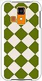 sslink 302KC DIGNO T ディグノ TPU ソフトケース b002_f 和柄 ひし形 市松模様 チェス チェック スマホ ケース スマートフォン カバー カスタム ジャケット Y!mobile