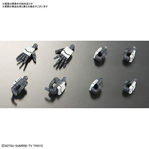HGBD ガンダムビルドダイバーズ ガンダムダブルオーダイバー 1/144スケール 色分け済みプラモデル