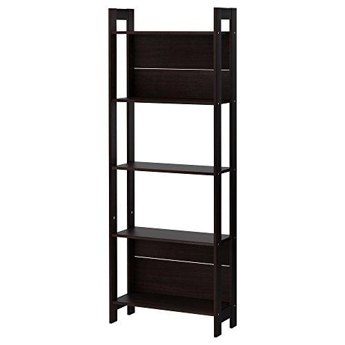 IKEA LAIVA 書棚 ブラック