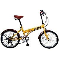 ACE BUDDY 折りたたみ自転車 20インチ ●206-5