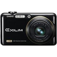 CASIO デジタルカメラ EXILIM EX-FC150BK ブラック EX-FC150BK