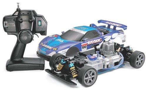 1/10 エンジンRCカーシリーズ1/10  XBG レイブリック NSX 2005 TNSシャーシ ( 完成品 )