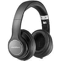 Soundcore Vortex(Bluetooth4.1対応オーバーイヤー型ヘッドホン)【20時間連続再生 / 内蔵マイク/形状記憶イヤーカップ 】
